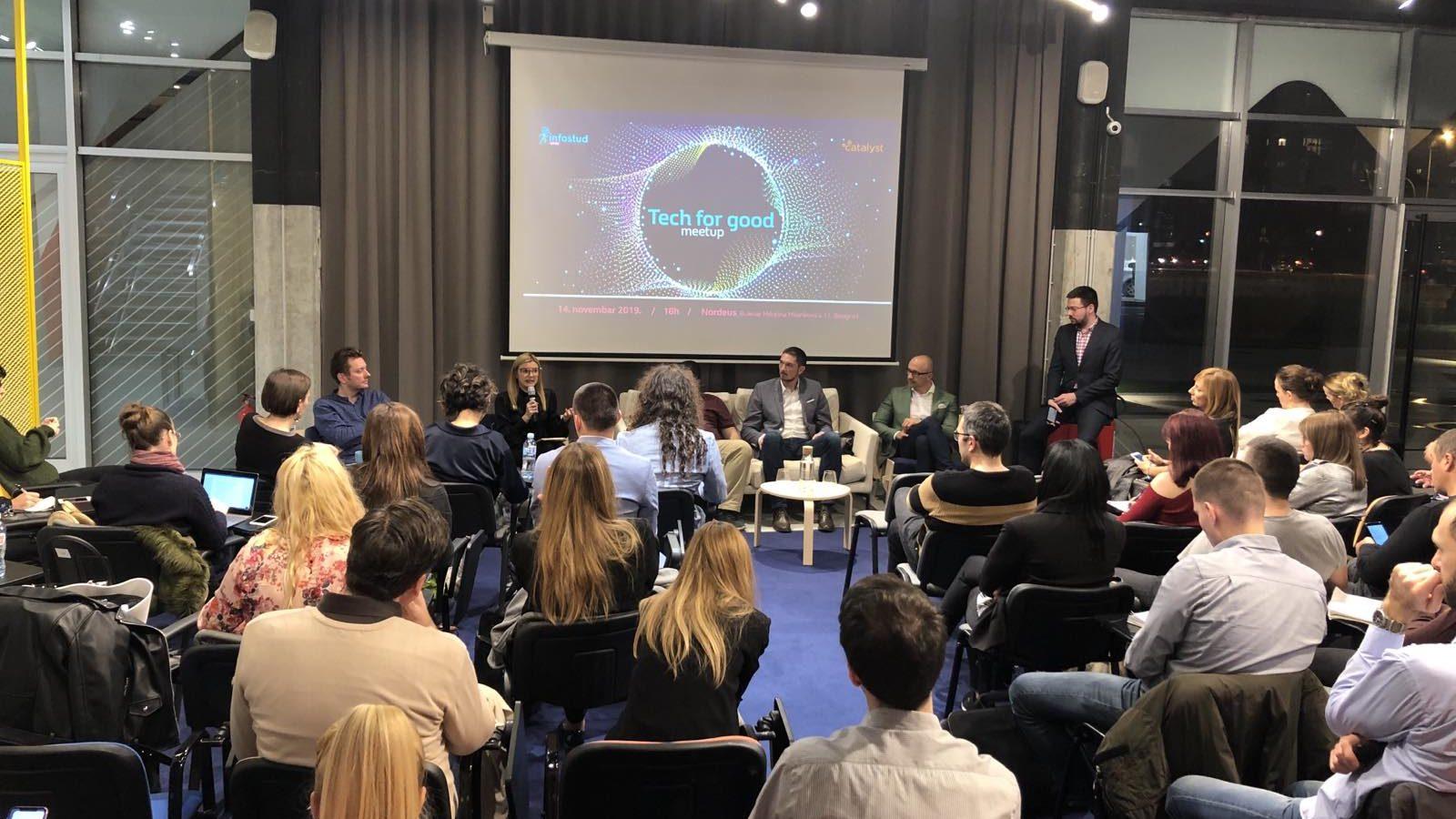 Meetup - Tech for Good
