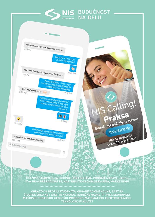 NIS Calling